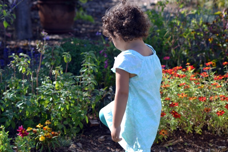 Child-in-Garden